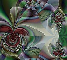 Heart Flame (Variation) On  (FSK3664) by barrowda