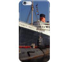 Queen Mary Long Beach iPhone Case/Skin