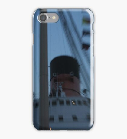 Queen Mary Time Warp iPhone Case/Skin