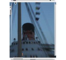 Queen Mary Time Warp iPad Case/Skin