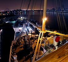 Queen Mary Night Bow by kuumbalion