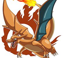 Charizard - Smash 4 by siech