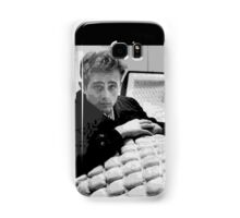 gothic boy in casket Samsung Galaxy Case/Skin