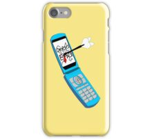 Didn't See That One Coming iPhone Case/Skin