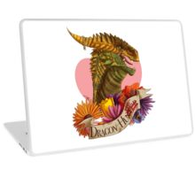 Dragon Hugger (Light) Laptop Skin