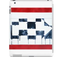 One Way iPad Case/Skin