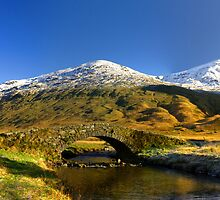 Butterbridge by Ranald