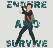Endure and Survive by 1PlayerDesigns