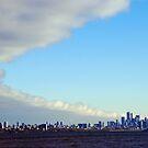 Toronto Skyline by Sue Ratcliffe