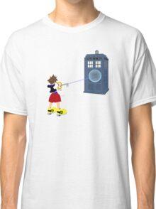 Sealing the TARDIS Classic T-Shirt