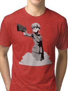 Inspector Tri-blend T-Shirt