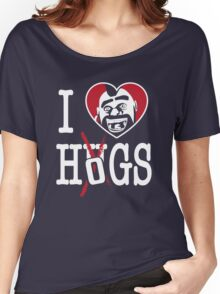 I LOVE HOGS COC Women's Relaxed Fit T-Shirt