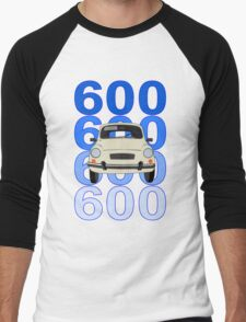 Fiat 600 Men's Baseball ¾ T-Shirt