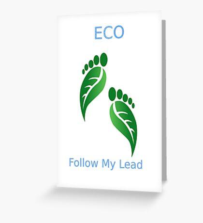 ECO Greeting Card