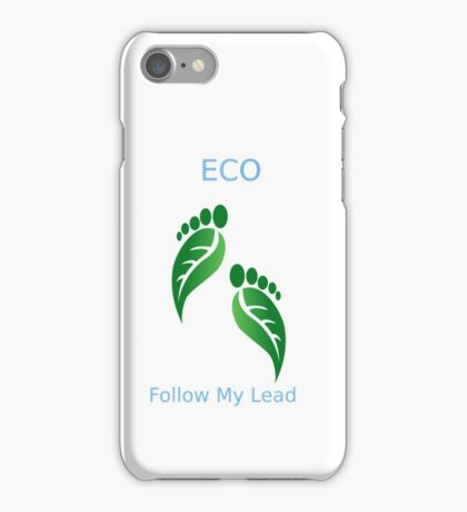 ECO iPhone Case/Skin