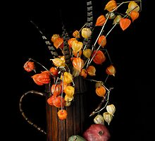 Autumn Still-Life by 1bluecanoe