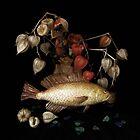Fishy Still-Life by 1bluecanoe