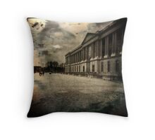 A passage in time Throw Pillow