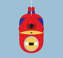 minions as spider man Unisex T-Shirt