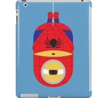 minions as spider man iPad Case/Skin