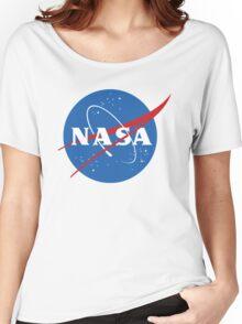 NASA Women's Relaxed Fit T-Shirt