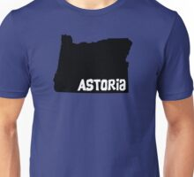 Astoria Oregon State Unisex T-Shirt
