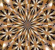 Kris Crossed..Kalidoscoped Crosses by MaeBelle