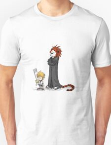 calvin and hobbes heroes Unisex T-Shirt