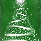 Green Christmas by Maria Dryfhout