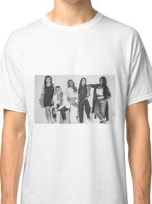 5H Black & White. Classic T-Shirt