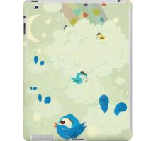Tweets-N-Drops iPad Case/Skin
