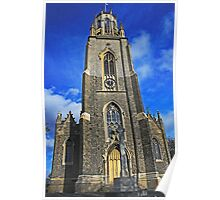 St Georges, Ramsgate Poster