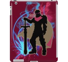 Super Smash Bros. Brown/Magenta Ike iPad Case/Skin