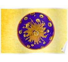 Back-lit Paperweight Poster