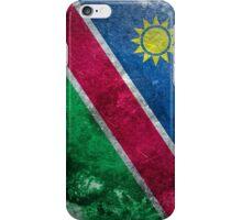 Namibia Grunge iPhone Case/Skin