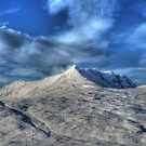 Ben Mor  Coigach   HDR   treatment by Alexander Mcrobbie-Munro