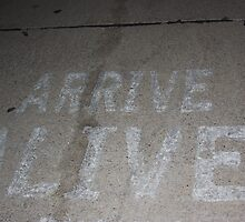 Arrive Alive by Misunderstood24