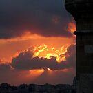 Istanbul Cloudburst by digitalmidge