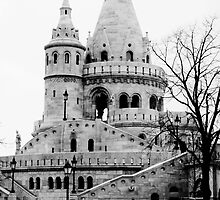 Fisherman's Bastion, Budapest by Jamie Alexander