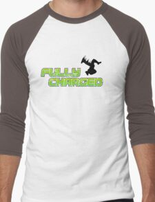 Fully Charged G Men's Baseball ¾ T-Shirt
