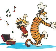 calvin and hobbes box songs by markusbogie