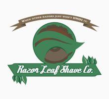 Pokemon - Razor Leaf Shave Company (Flat) Kids Clothes