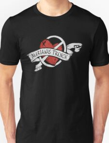 Marianas Trench Heart Logo T-Shirt