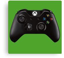 Manette Xbox One Canvas Print