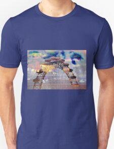 London II - London Eye Unisex T-Shirt