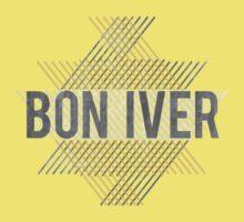 Bon Iver Baby Tee