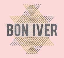 Bon Iver One Piece - Long Sleeve