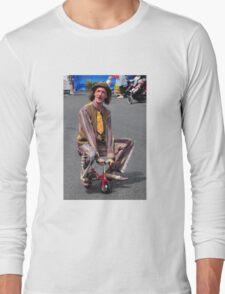 Just Riding Around Long Sleeve T-Shirt