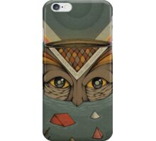 Eight Feet Beneath The Surface iPhone Case/Skin