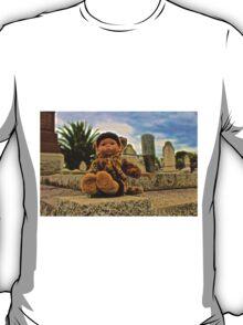 Graveyard Leopard Doll T-Shirt